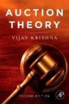 auction theory-vijay krishna-9780123745071