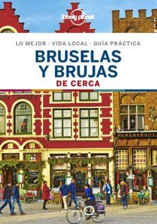 bruselas y brujas de cerca 2019 (4ª ed.) (lonely planet)-helena smith-9788408206781