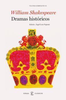 dramas historicos: teatro completo de william shakespeare iii-william shakespeare-9788467043754