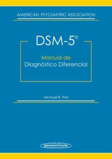 dsm-5 manual de diagnóstico diferencial-9788498359237