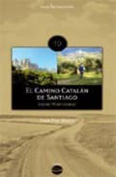 el camino catalan de santiago. desde montserrat-9788496754485