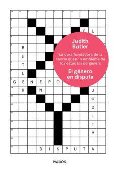 el genero en disputa-judith butler-9788449333804