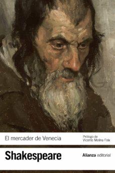 el mercader de venecia-william shakespeare-9788420608938