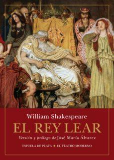 el rey lear-william shakespeare-9788417146986
