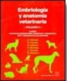 embriologia y anatomia veterinaria t-2-s. climent-9788420011660