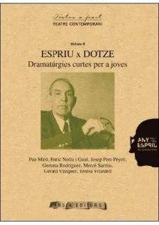 espriu x dotze, vol. ii-9788494246913