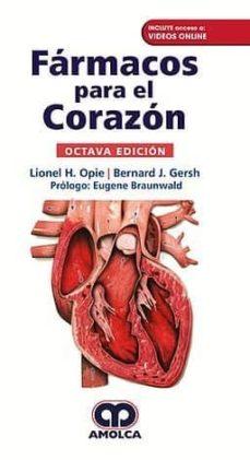 farmacos para el corazon + videos online-l. - gersh, b. opie-9789585426573