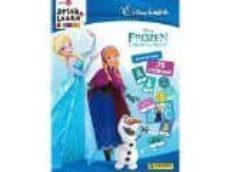 frozen el reino del hielo (stick & learn)-9788490945704