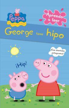 george tiene hipo (peppa pig)-9788448838300