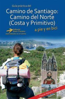camino de santiago: camino del norte (costa y primitivo)-9788493904241