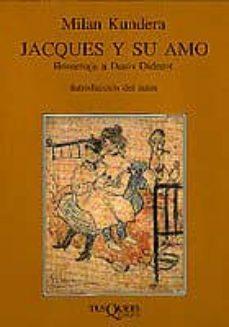 jacques y su amo-milan kundera-9788483831069