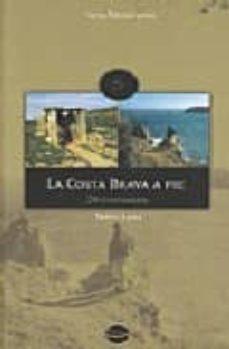 la costa brava a pie (20 itinerarios)-sergi lara-9788496754195
