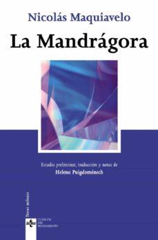 la mandragora-nicolas maquiavelo-9788430946914