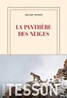 la panthère des neiges (prix renaudot 2019)-sylvain tesson-9782072822322