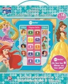 lector magico princesas-9781503720084