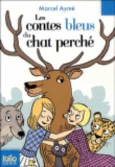 les contes bleus du chat perche-marcel ayme-9782070612659