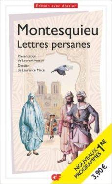 lettres persanes-charles louis de secon montesquieu-9782081489721
