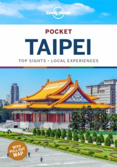 lonely planet pocket taipei 2 2020-9781786578129