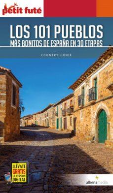 los 101 pueblos mas bonitos de españa en 30 etapas-clemente corona-9788416395460
