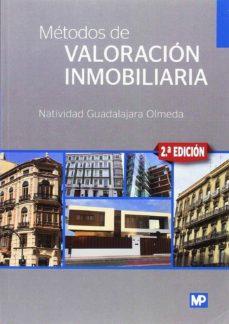 metodos de valoracion inmobiliaria (2ª ed.)-9788484767398