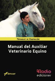 manual del auxiliar veterinario equino-9788416745425