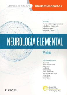 neurologia elemental + studentconsult en español (2ª ed.)-fernando barinagarrementeria-9788491131717