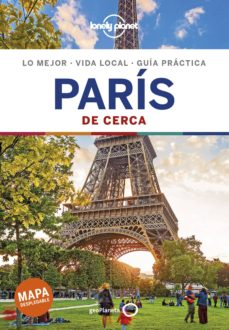 paris de cerca 2019 (6ª ed.) (lonely planet)-9788408200918