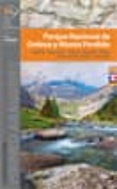 parque nacional de ordesa y monte perdido  (carpeta 2 mapas) escala 1:250000-9788480904872