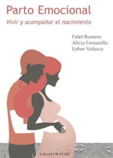 parto emocional-fidel romero-alicia fontanillo-9788494101663