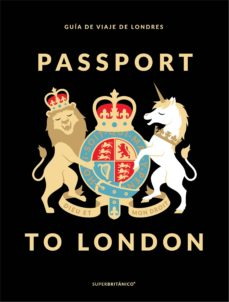 passport to london: guia de viaje de londres-9788408178484