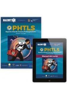 phtls: soporte vital de trauma prehospitalario. libro + ecourse manual  (9th ed)-9781284103298