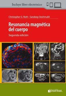 resonancia magnética del cuerpo + e-book-c. b. roth-9789873954771