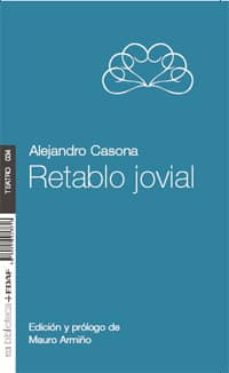 retablo jovial-alejandro casona-mauro armiño-9788441426818