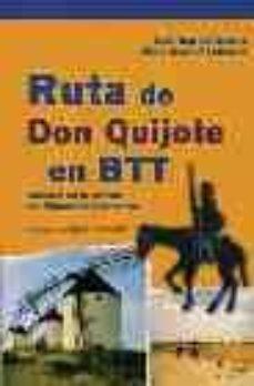 ruta de don quijote en btt-luis juaristi sesma-olaia juaristi latienda-9788481962390