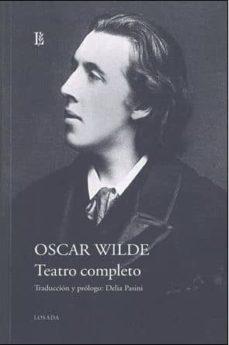 teatro completo - oscar wilde-oscar wilde-9789500398695