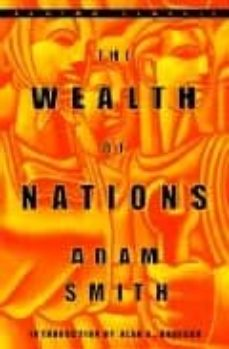 the wealth of nations-adam smith-9780553585971