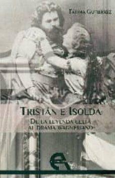 tristan e isolda-fatima gutierrez-9788415906308