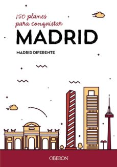 150 planes para conquistar madrid-9788441539587