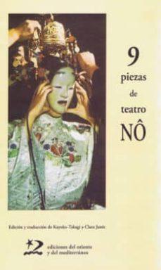 nueve piezas de teatro no-kayoko takagi-9788496327474