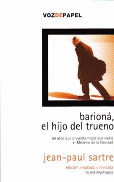 bariona, el hijo del trueno-jean-paul sartre-9788496471252