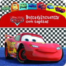 cars: busca y encuentra  con tapitas-9781503724501