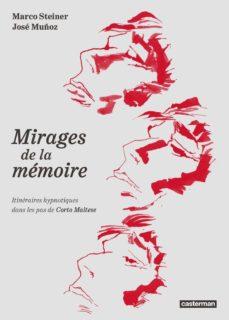 corto maltese: les mirages de la memoire-marco steiner-9782203149595