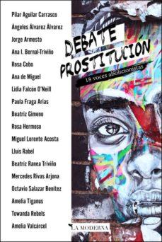 debate prostitucion-pilar aguilar carrasco-9788494990823