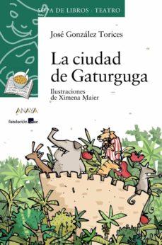 la ciudad de gatuguga-jose gonzalez torices-9788466726467