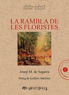 la rambla de les floristes-josep m. de sagarra-9788412027945