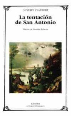 la tentacion de san antonio-gustave flaubert-9788437621166