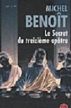 le secret du treizieme apotre-michel benoit-9782253123002