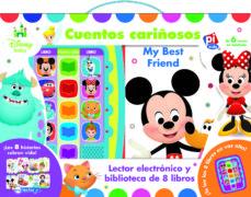 lector magico junior disney baby me reader-9781503738416