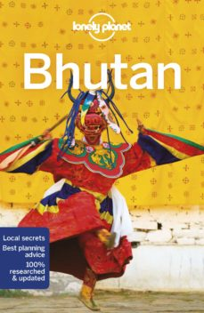 lonely planet bhutan 7 2020-9781787013483
