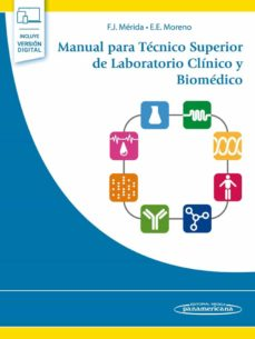 manual para tecnico superior de laboratorio clinico y biomedico (incluye version digital)-9788491106890